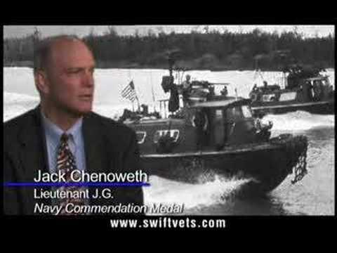 Swiftboat Veterans Ad on John Kerry - Any Questions (2004)
