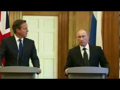 Путин врезал Кэмерону  сирийские боевики канибалы