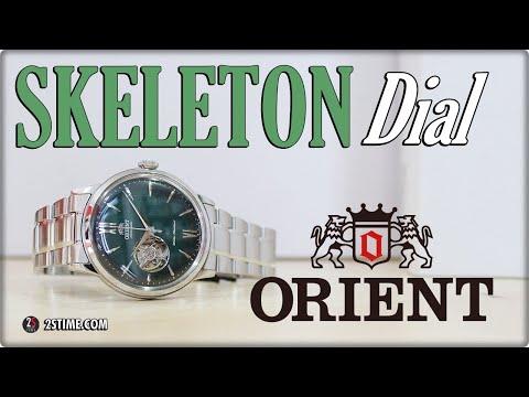 ORIENT SKELETON Classic Watch   Elegant Dress Watch Under 250€