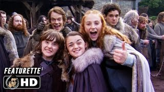 "GAME OF THRONES Season 8 Official Featurette ""The Cast Remembers"" (HD) HBO Series"
