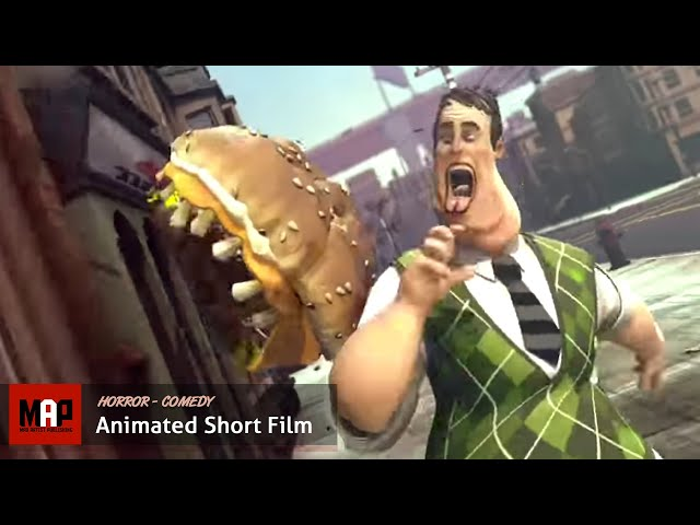 Hambuster (HD) | If your lunch becomes an Insane Killer what will you do? (SupInfocom)