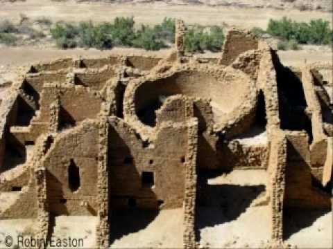 Ancient Chaco Canyon