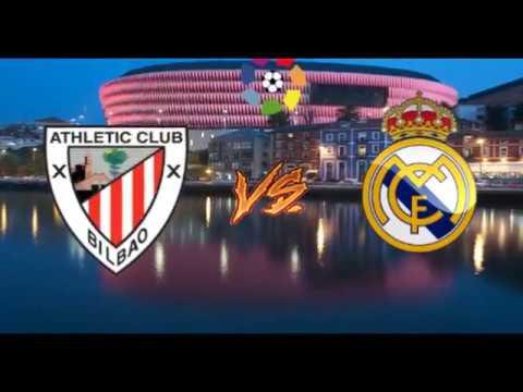 Athletic Bilbao Vs Real Madrid, 2017 La Liga :LIVE