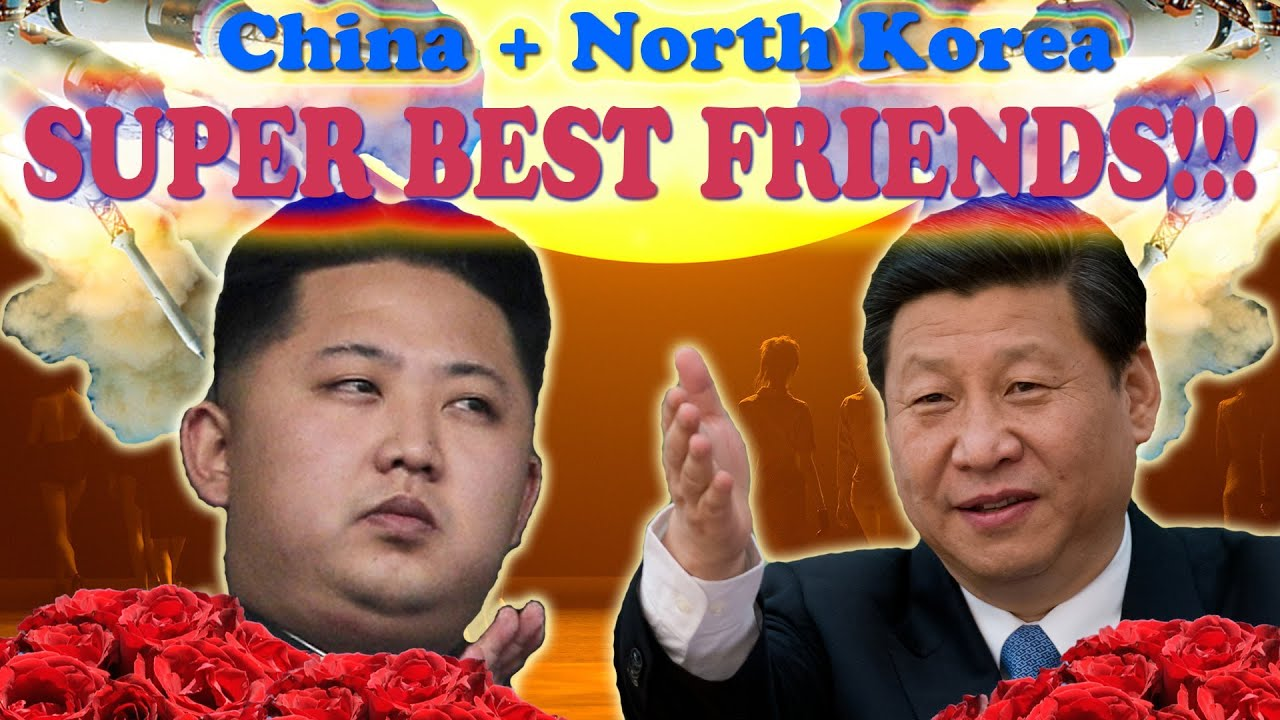 Image result for china and north korea relations