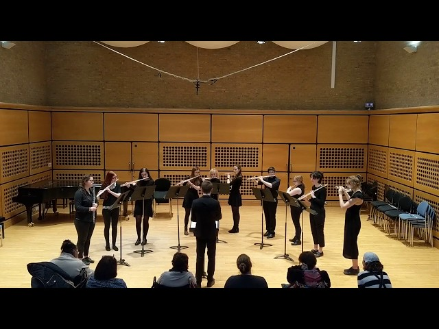 Blowsoc Flute Ensemble: Lord of the Rings