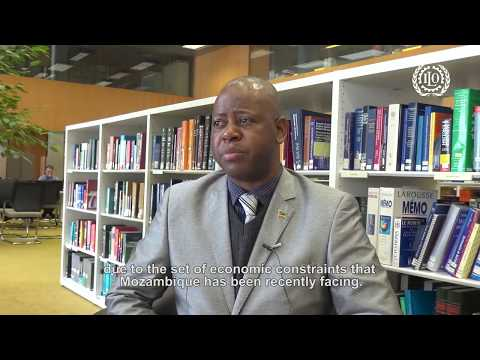 Extension of social protection coverage in Mozambique