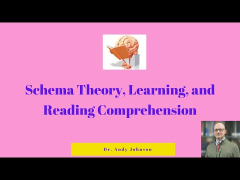 SCHEMA THEORY, LEARNING, AND COMPREHENSION