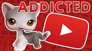 HE's ADDICTED TO.....