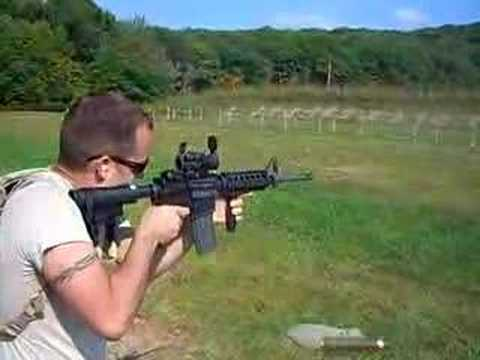M4 M68 Aimpoint (not zeroed)