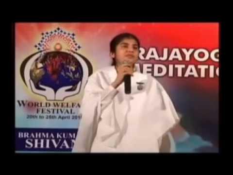 BK Shivani - Karmic Account - Brahma Kumaris Raja Yoga 4 - Personality Development
