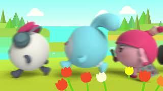 Умные песенки - Малышарики - Пузыри - Развивающие песенки для малашей