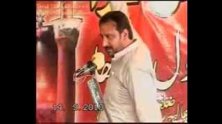 Zakir Saqlain Abbas Ghallu Yadghar Majlis Imam e Zamana as Ki Jang