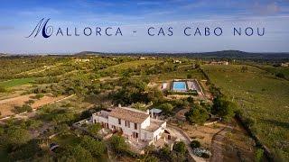 Mallorca in 4K - Cas Cabo Nou | DJI Phantom 4 Drone | FPV