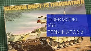 tiger model 1 35 bmpt 72 terminator ii 4611 review