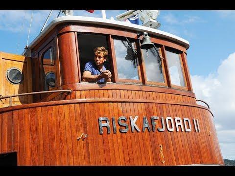 MS Riskafjord BTV tur til Frafjord 27  august 2017
