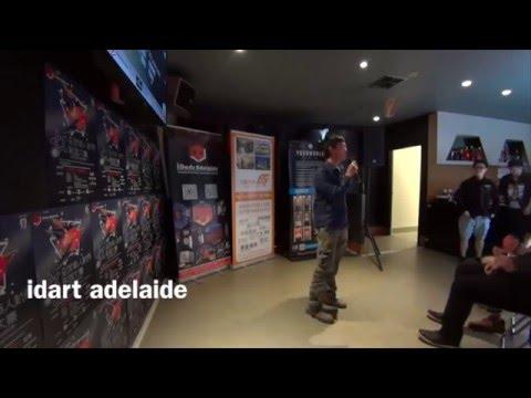 Adelaide - 2016全球華人新秀歌唱比賽海選 23-04-2016 Part 2