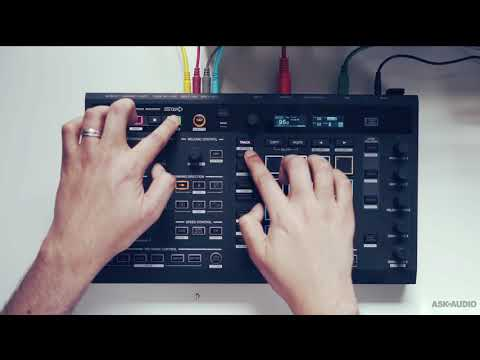 Pioneer DJ SQUID sequencer review
