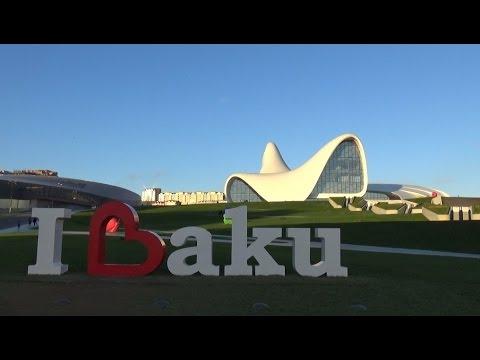 Azerbaijan (Part 2) - Baku, Ateshgah, Gobustan. Баку, Атешгях, Гобустан