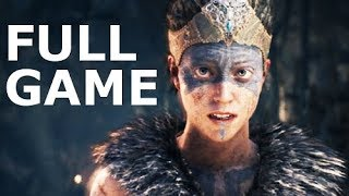 Hellblade: Senua's Sacrifice - Full Game Walkthrough Gameplay & Ending (No Commentary Longplay)