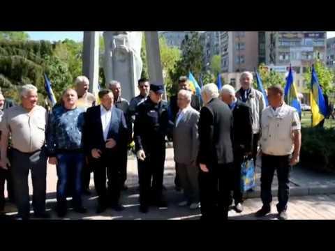 MYKOLAIV DSNS: Миколаїв: рятувальники взяли участь у мітингу-реквіємі з нагоди річниці аварії на ЧАЕС