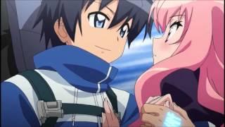 Saito & Louise~Zero no Tsukaima~Amv