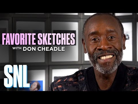 SNL Host Don Cheadle's Favorite Sketches