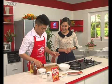Món ngon mỗi ngày | Lươn chiên mắm xả | HTV