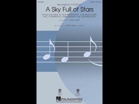 A Sky Full Of Stars - Arranged by Mac Huff