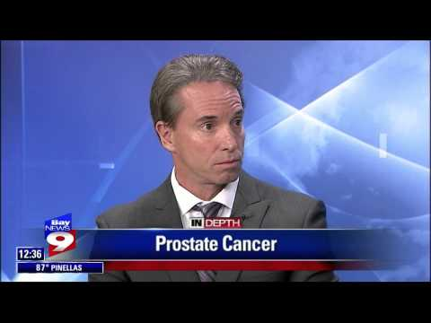 Bay News 9 Features 21st Century Oncology Dr. John Sylvester