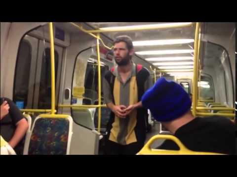 John the Homeless Rapper 2