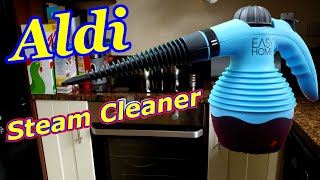Easy Home Aldi Handheld Steam Cleaner