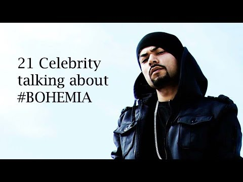 21 Celebrity Talking About #bohemia..