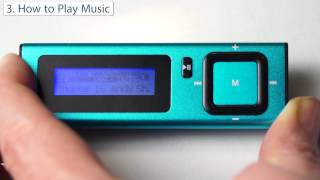 03. The Dick Smith MP3 Player - How to Play Music - Part 3