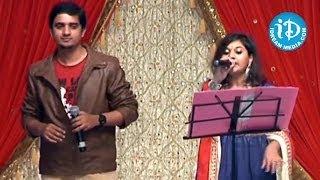 Diwali Dhamaka 2013 - New Jersey - Singers Sumangaly, Krishna Chaitanya - Robo Ganesh