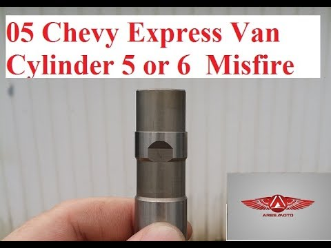Chevy 4 3l Vortec Cylinder 5 Or 6 Misfire Diagnosis P0306 P0305