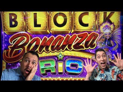 Block Bonanza Rio Bonuses CAN WE GET A BOOST BLOCK?