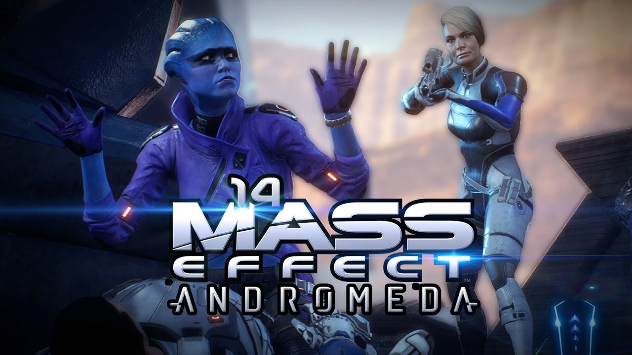 Mass Effect Andromeda Neues Crewmitglied Peebee Lets Play Part