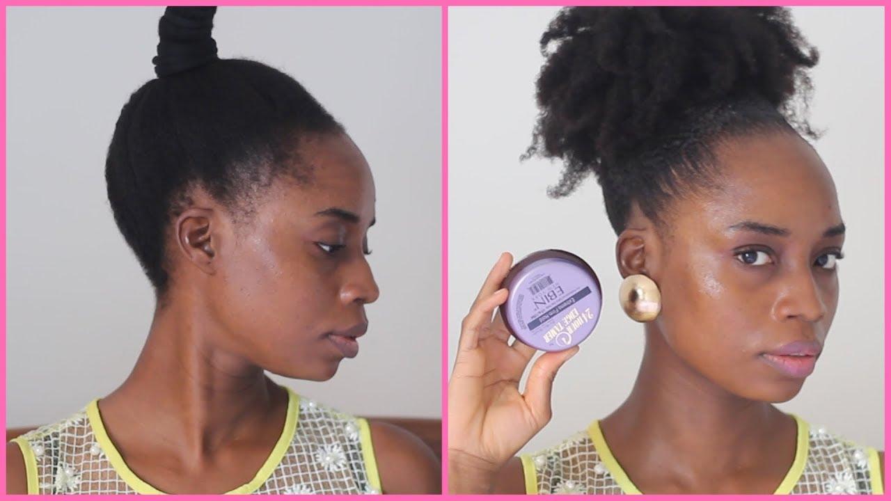J Ai Trouve Le Gel Miracle Pour Les Cheveux 4c Pas Besoin De Foulard Youtube