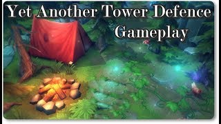 Yet Another Tower Defence | Playthrough & Gameplay
