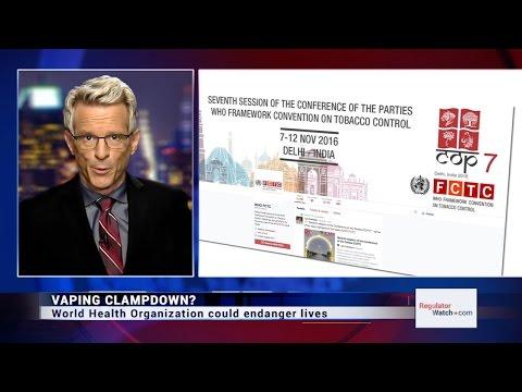 VAPING CLAMPDOWN? | ROYAL COLLEGE OF PHYSICIANS, JOHN BRITTON TALKS COP7 (REG WATCH)