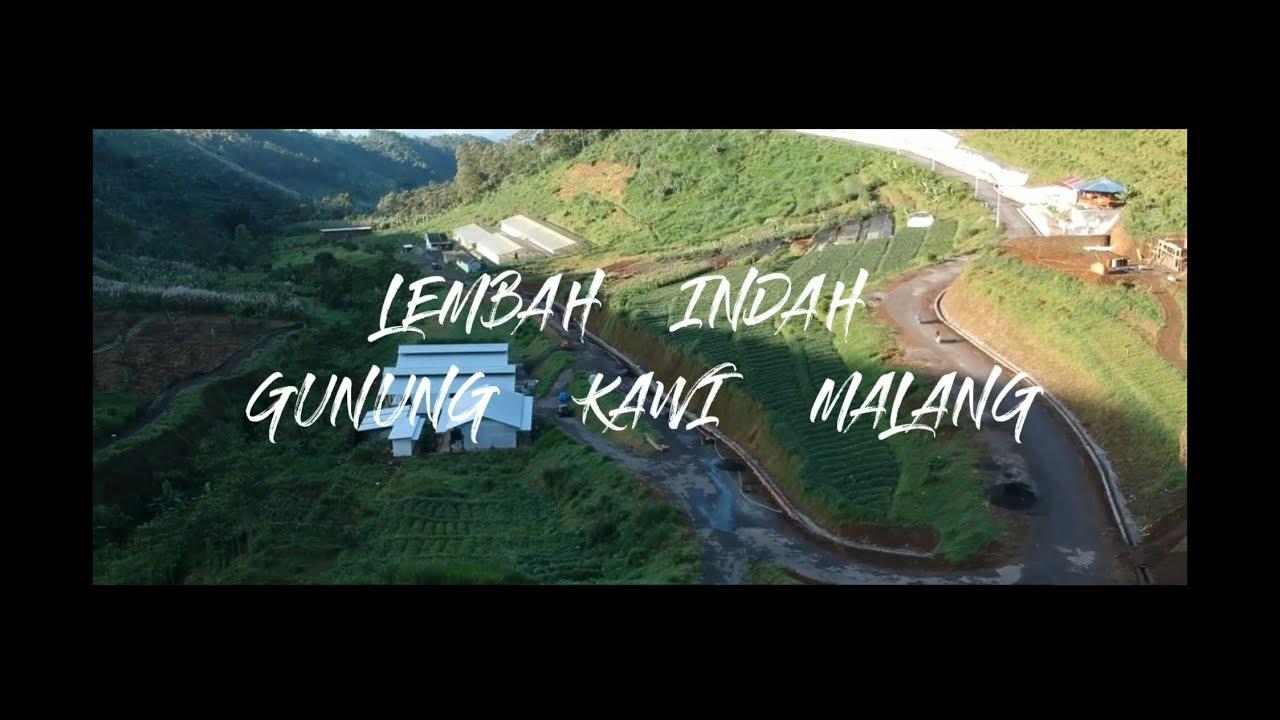 Lembah Indah Destinasi Wisata Gunung Kawi Malang Youtube
