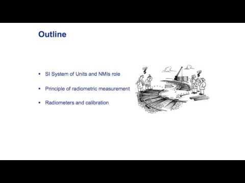 17  Agnieszka Bialek: Radiometry, Apparent Optical Properties, Measurements and Uncertainties (1)