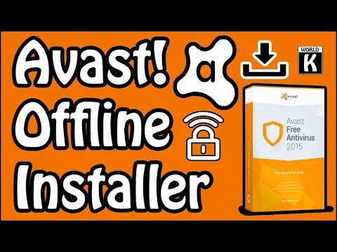 Download & Install  Free Avast Antivirus 2019 Offline Installer | Hindi Urdu Tutorial