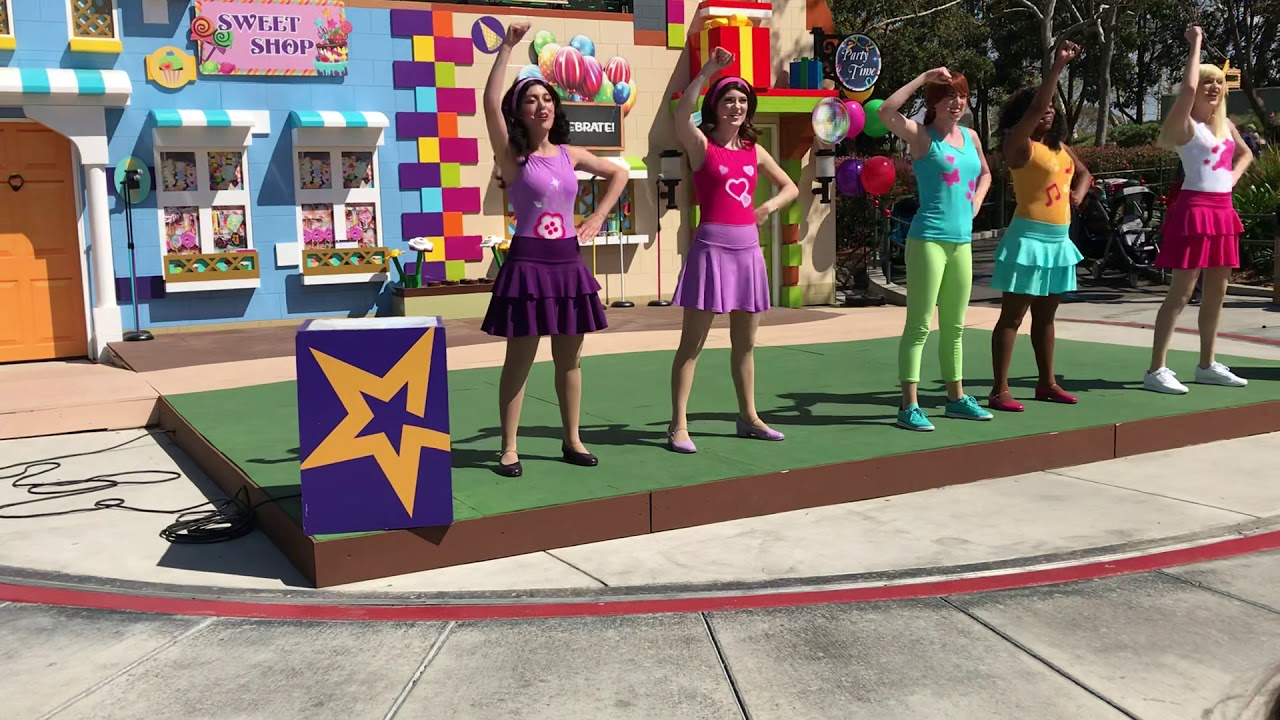 lego friends best friends forever live at legoland