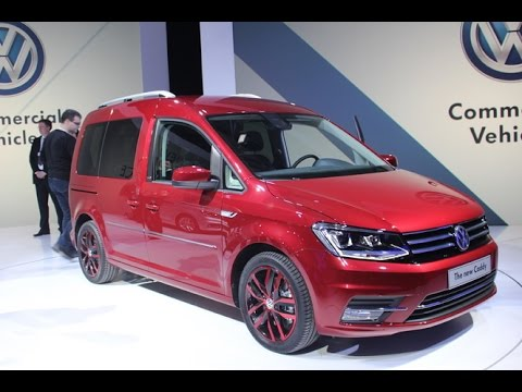 pr sentation volkswagen caddy 4 youtube. Black Bedroom Furniture Sets. Home Design Ideas