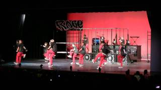 Rage Recital - Rage Rocks!!