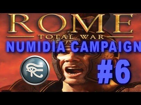 Rome: Total War Numidia Campaign #6