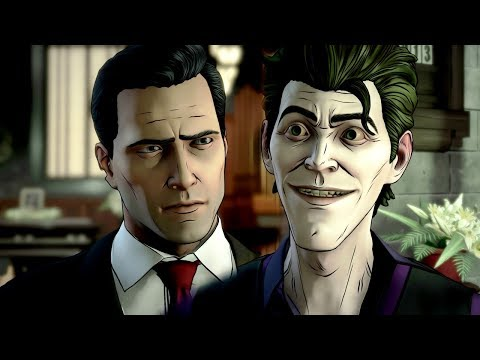 MAYBE HE'S NOT THAT BAD... | Batman: The Enemy Within | Lets Play - Part 3