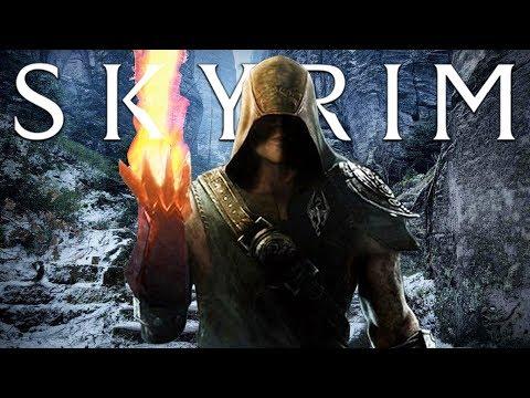 THE CHOSEN ONE!! (Skyrim Special Edition #2)