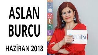 Aslan Burcu - Haziran 2018 - Astroloji